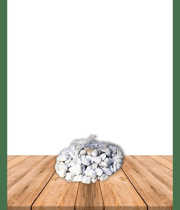 Piedras Decorativas Blancas