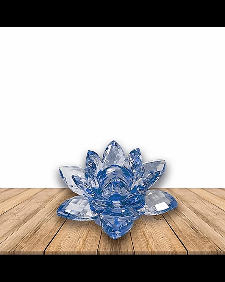 Flor de Loto Cristal 30mm