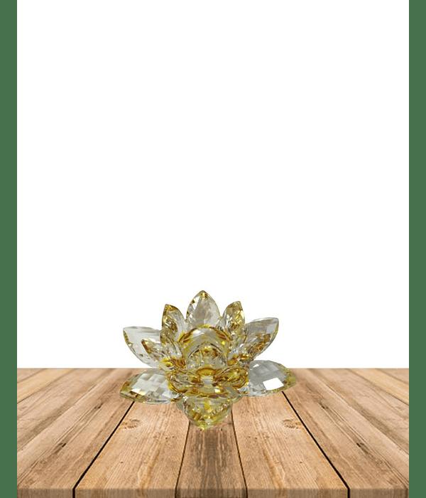 Flor de Loto Cristal 60mm