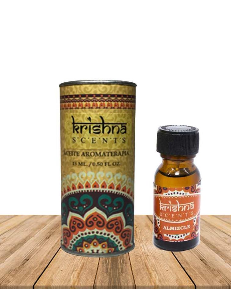 Aceite Almizcle  Krishna 15ml