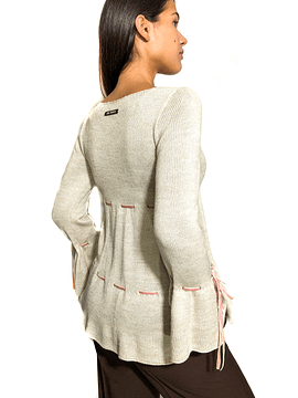 Knitted Tunic Sweater