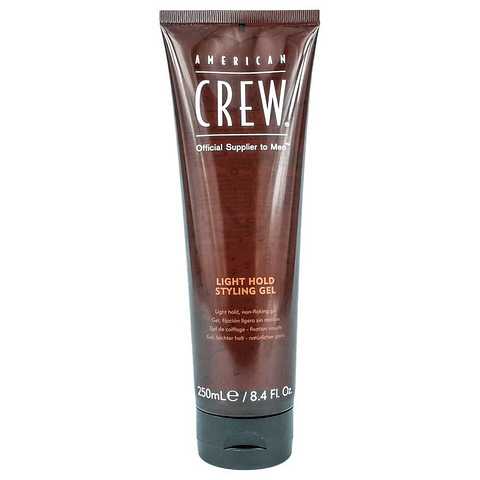 AMERICAN CREW | LIGHT HOLD styling gel 250 ml