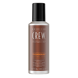 AMERICAN CREW | TECHSERIES control foam 200 ml