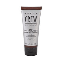 AMERICAN CREW | 2 IN 1 skin moisturizer & beard conditioner 100 ml