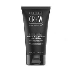 AMERICAN CREW | MOISTURIZING SHAVE CREAM 150 ml
