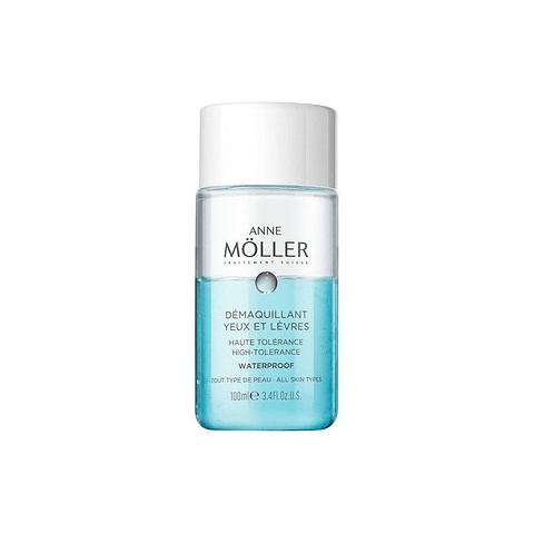 ANNE MÖLLER | DÉMAQUILLANT Bi-phase makeup remover for eyes and lips 100 ml