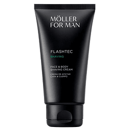 ANNE MÖLLER | FLASHTEC SHAVING face & body shaving cream 125 ml
