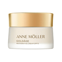 ANNE MÖLLER | GOLDÂGE extra rich restorative cream SPF15 50 ml