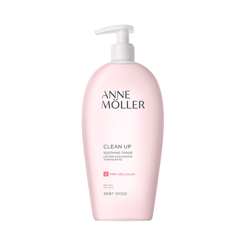 ANNE MÖLLER | LOTION Soothing toner 400 ml
