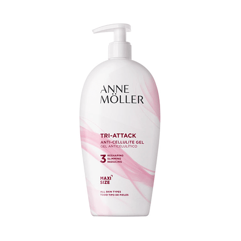 ANNE MÖLLER | TRI-ATTACK anti-cellulite gel 400 ml