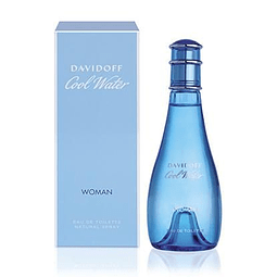 COOL WATER INTENSE WOMAN edp vapo 100 ml