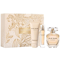 ELIE SAAB LE PARFUM Set (edp vapo 90 ml + edp spray 10 ml + body lotion 75 ml)