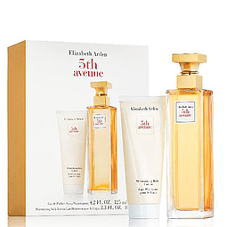 5th AVENUE Set (edp vapo 125 ml + body lotion 100 ml)