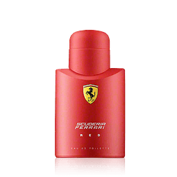 SCUDERIA FERRARI RED edt vapo 125 ml