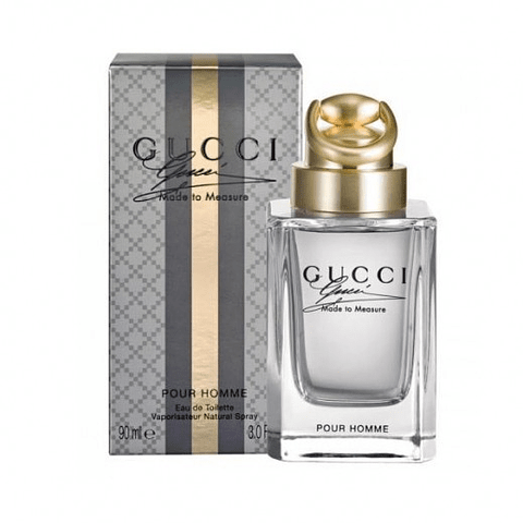 GUCCI MADE TO MEASURE POUR HOMME edt vapo 90 ml