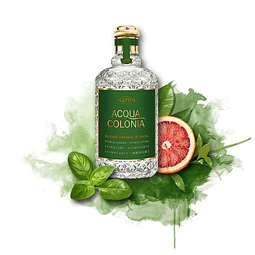 4711  ACQUA COLONIA BLOOD ORANGE & BASIL edc vapo 170 ml