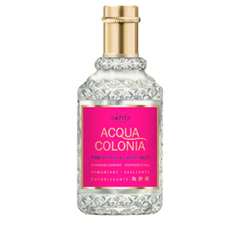 4711  ACQUA COLONIA PINK PEPPER & GRAPEFRUIT edc vapo 170 ml