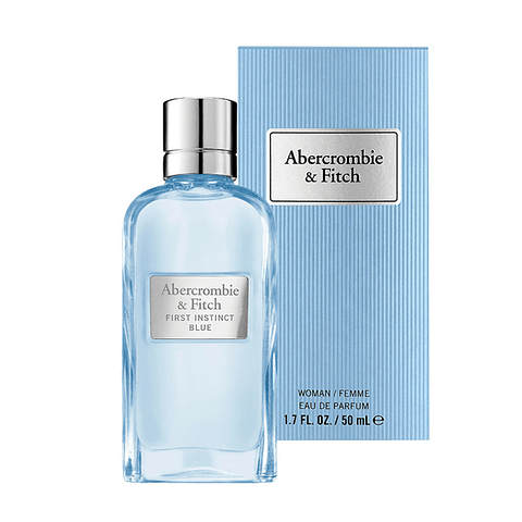 Abercrombie & Fitch  FIRST INSTINCT BLUE WOMEN edp vapo 50 ml