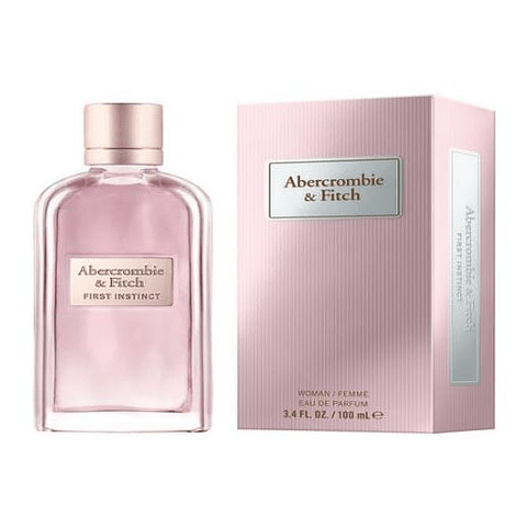 Abercrombie & Fitch  FIRST INSTINCT WOMAN edp vapo 30 ml