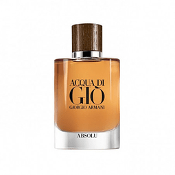 Armani  ACQUA DI GIÒ ABSOLU edp vapo 125 ml