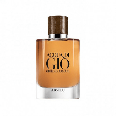 Armani  ACQUA DI GIÒ ABSOLU edp vapo 75 ml