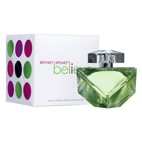 Britney Spears  BELIEVE edp vapo 100 ml