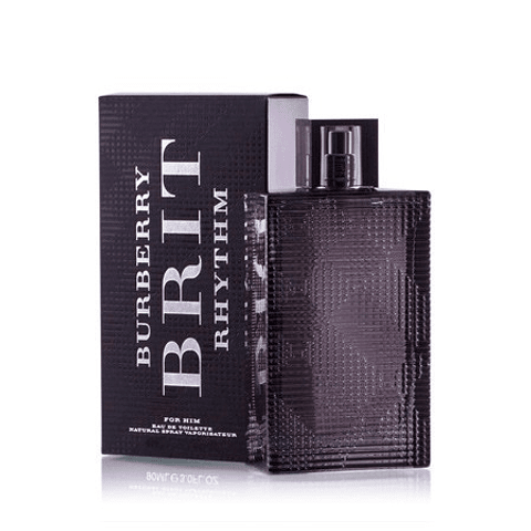 Burberry  BRIT RHYTHM FOR HIM edt vapo 90 ml
