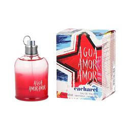 Cacharel  AGUA DE AMOR AMOR edt vapo 100 ml