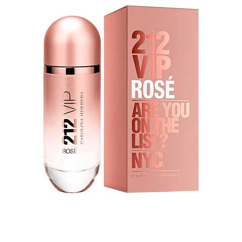 Carolina Herrera  212 VIP ROSÉ edp vapo 30 ml