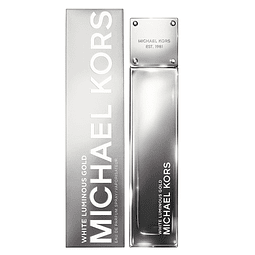 Michael Kors  WHITE LUMINOUS GOLD edp vapo 100 ml