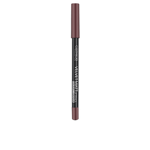 VELVET MATT lip pencil colour&contour #080-mauve in the brow