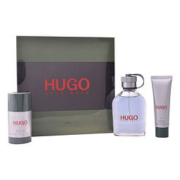 Men's Perfume Set Hugo Boss-boss (3 pcs)