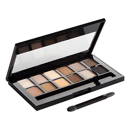 Eye Shadow Palette The Nudes Maybelline (9,6 g)