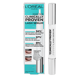 Serum for Eyelashes and Eyebrows Clinically Proven L'Oreal Make Up