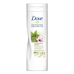 Body Lotion Matcha Te Verde Dove (400 ml)