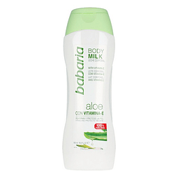 Body Lotion Aloe vera Babaria (500 ml)
