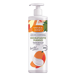 Body Lotion Mango Natural Honey (700 ml)