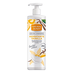 Body Lotion Vainilla Natural Honey (700 ml)