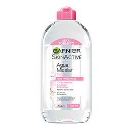 Make Up Remover Micellar Water SKINACTIVE Garnier (700 ml)