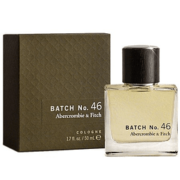 ABERCROMBIE & FITCH | Batch No.46 50ml