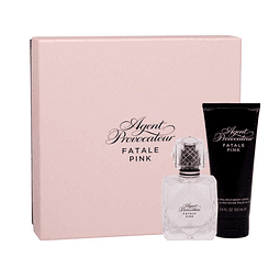 Agent Provocateur Fatale Pink 50ml EDP & Ultra Rich Body Cream 100ml