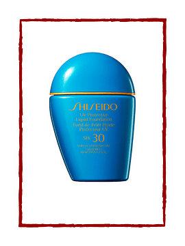 SHISEIDO Sun Protection Liquid Foundation SPF30