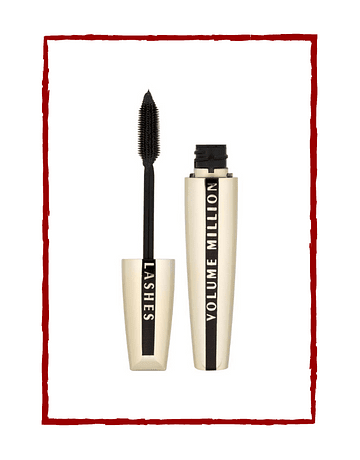L'ORÉAL VOLUME MILLION LASHES Mascara #Extra-Black
