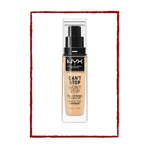 CAN'T STOP, WON'T STOP Full Coverage Foundation