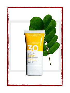 SOLAIRE Dry Touch Facial Sun Care SPF30