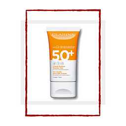 SOLAIRE Dry Touch Facial Sun Care SPF50+