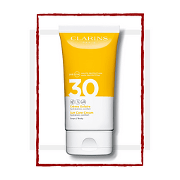 SOLAIRE Sun Care Body Cream SPF30