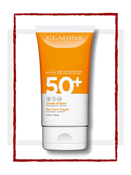 SOLAIRE Sun Care Body Cream SPF50+