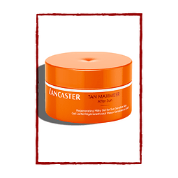 TAN MAXIMIZER regenerating milky-gel after-sun