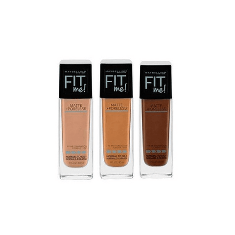 FIT ME! Matte + Poreless Foundation